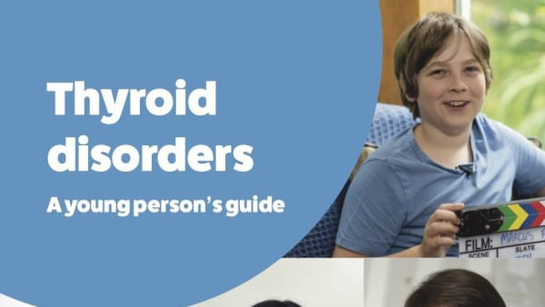 Thyroid disorders - a young person's guide