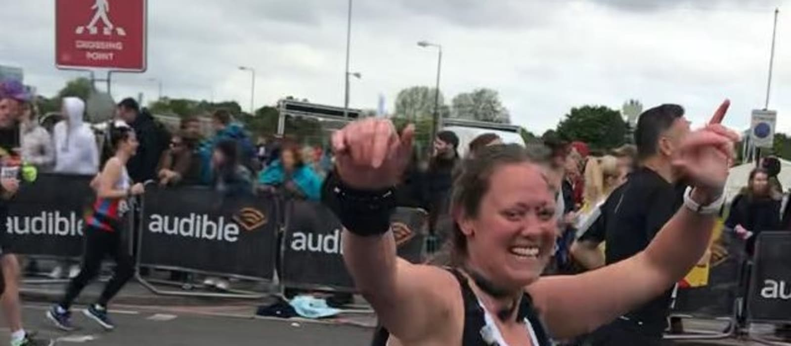 Natasha Hull - London Marathon