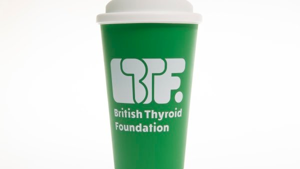 BTF reusable thermal mug