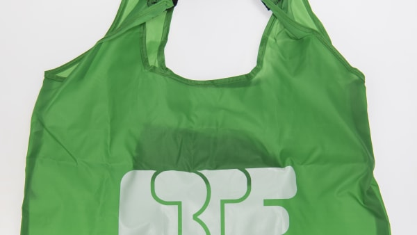 BTF reusable, folding shopping bag