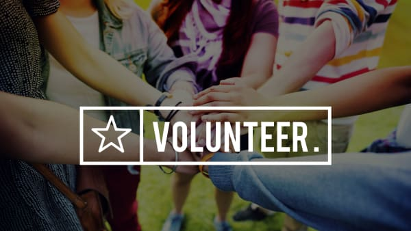 Read: Volunteer with us