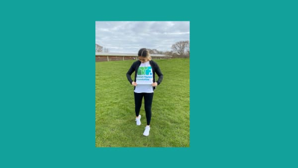 Emily Flannery - London Marathon 2021