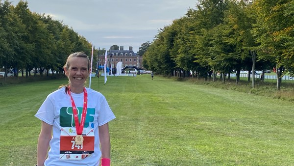 New Forest Marathon 2020 -  Anna